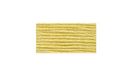 DMC # 17 Light Yellow Plum Floss / Thread