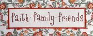 Design Works - Faith, Family, Friends