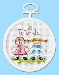 Janlynn Mini - Friends