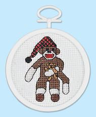 Janlynn Mini - Sock Monkey