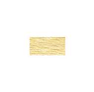 DMC #130A-677 Very Light Old Gold Embroidery Floss