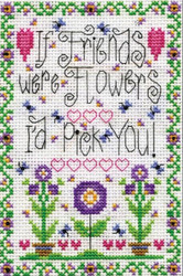 Design Works - Friend Flowers