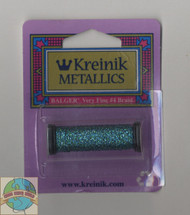 Kreinik Metallics - Very Fine #4 Light Aqua 684