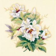 Dimensions - Lena Liu -  Hibiscus Floral