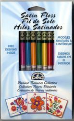 DMC - Satin Floss Radiant Treasures