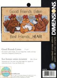 Dimensions Minis - Good Friends Listen