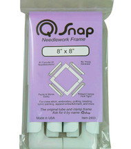 Q-Snap - 8 in x 8 in Needlework Frame