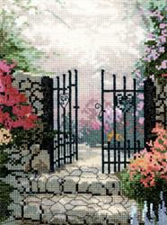 Candamar / Thomas Kinkade - Garden of Promise