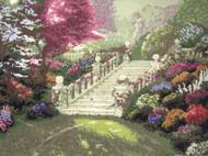 Candamar / Thomas Kinkade - Stairway to Paradise