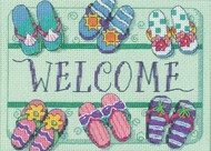 Dimensions Minis - Welcome Mat