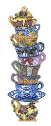 Candamar - Teacup Stack