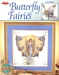 Leisure Arts - Butterfly Fairies