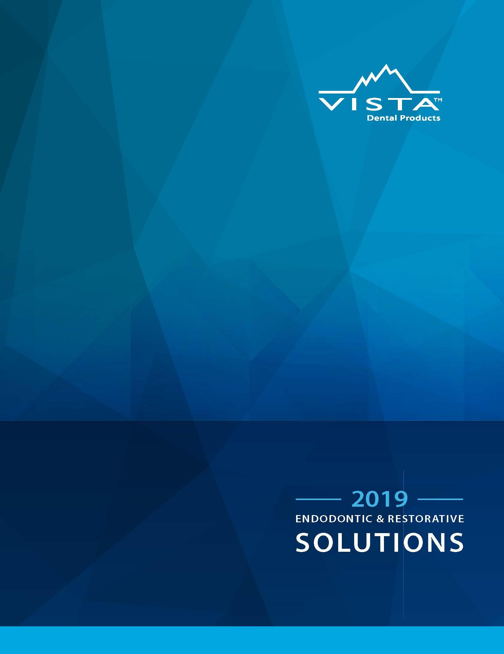 2019 Product Catalog
