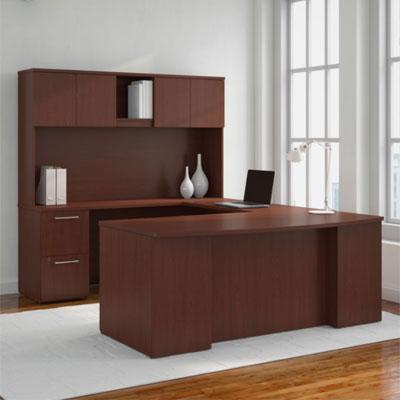 BBF 300 Series Office Furniture - Harvest Cherry