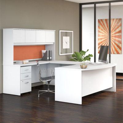 Bush Studio C Collection - White