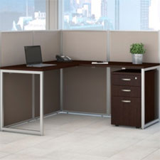 Bush Business Furniture Easy Office Collection