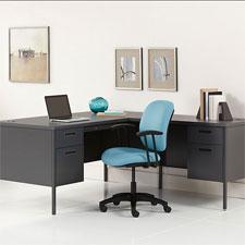 HON Metro Classic Series Steel Desks