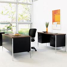 HON 34000 Series Metal Desks