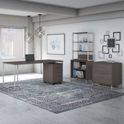 Bush Business Furniture Method Collection - Storm Gray
