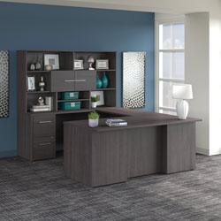 Bush Business Furniture Office 500 Series - Storm Gray