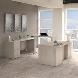 Bush Business Furniture Office 500 Series - Sand Oak