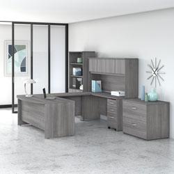 Bush Business Furniture Studio C - Platinum Gray