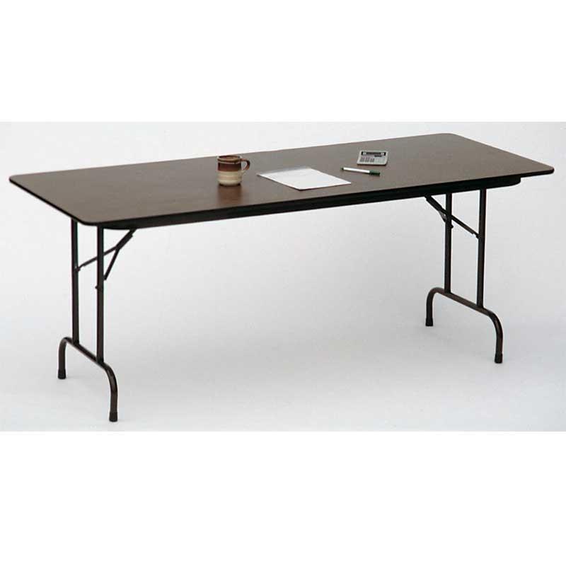 Correll Melamine Top Folding Table 36 X 72 Cf3672m Free Shipping