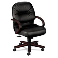 HON Pillow-Soft 2190 Series Executive Mid Back Chair - 2192