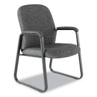 Alera Genaro Guest Chair Graphite Fabric - GE43FC40B