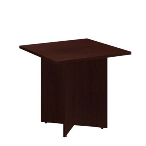 bush industries conference table 36 square 99tb3636cs ships free