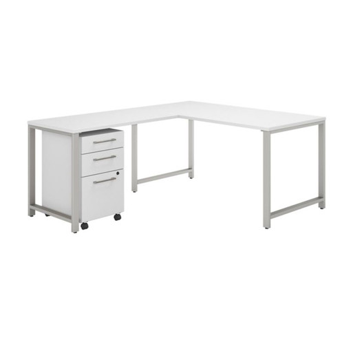 Bbf 400s130mr Bush 400 Series 60w X 30d Table Desk W 42w