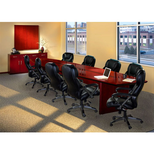 Mayline CMTCRY Corsica Conference Table Free Shipping - Mayline corsica conference table