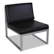 Alera Ispara Series Armless Cube Chair - ALERL8319CS