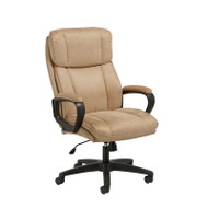 OFM Essentials Plush High Back Microfiber Office Chair Tan - ESS-3081-TAN  sc 1 st  Epic Office Furniture & OFM ESS-3082-TAN Essentials Plush Mid Back Microfiber Office Chair ...