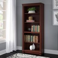 Bush Birmingham Executive Collection Bookcase 5-Shelf - WL26665-03