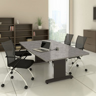 """Mayline CSII Conference Table Rectangle 120"""" x 48"""" - R124R"""