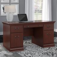 "Bush Birmingham Executive Collection Desk 60"" - EX26628-03K"