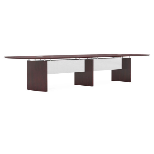Mayline NCCRY Napoli Veneer Conference Table Sierra Cherry - Napoli conference table
