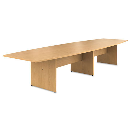 HON Preside Modular Laminate Conference Table TPNPNTLPB - Hon preside table