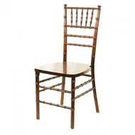 Wooden Chiavari Chair Light Fruitwood (Set of 4) - WCC4-LF
