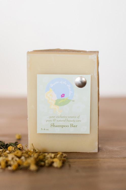 Shampoo Bar, approx. 3.5 - 4 oz