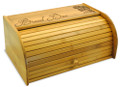 Rose Ribbon Bamboo Breadbin