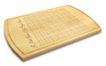 Beyond Measure 10x16 Grooved Maple Cutting Board