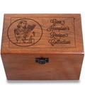 Miss Mixer Personalized Cherry 4x6 Recipe Card Box