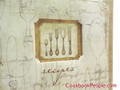 Half Page Cookbook Album-Perfect Setting