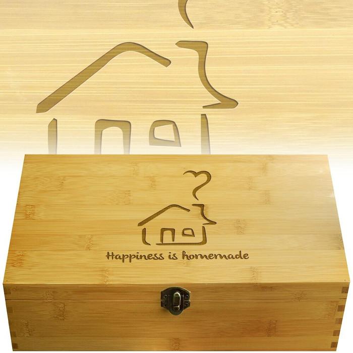 Homemade Multikeep Personalized Box