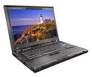Lenovo ThinkPad T400 Laptop - Core 2 Duo 2.26GHz - 2GB DDR3 - 80GB HDD - DVD+CDRW