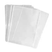 Flat Bags Clear 2mil - Size 7 x 14 - FB7140-CL - Qty: 100 pc
