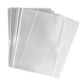 Flat Bags Clear 1mil - Size 18 x 18 -  FB1818-CL - Qty: 100 pc