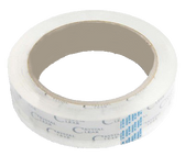 Adhesive Crystal Tape #TA1000-CL Clear - 1 inch wide - 1 Roll